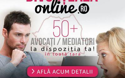 Comunitatea profesionala Divorțează Online