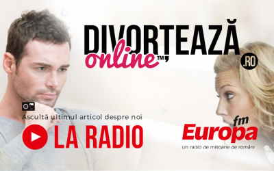Maramureșenii plecați în străinătate aleg să divorțeze online